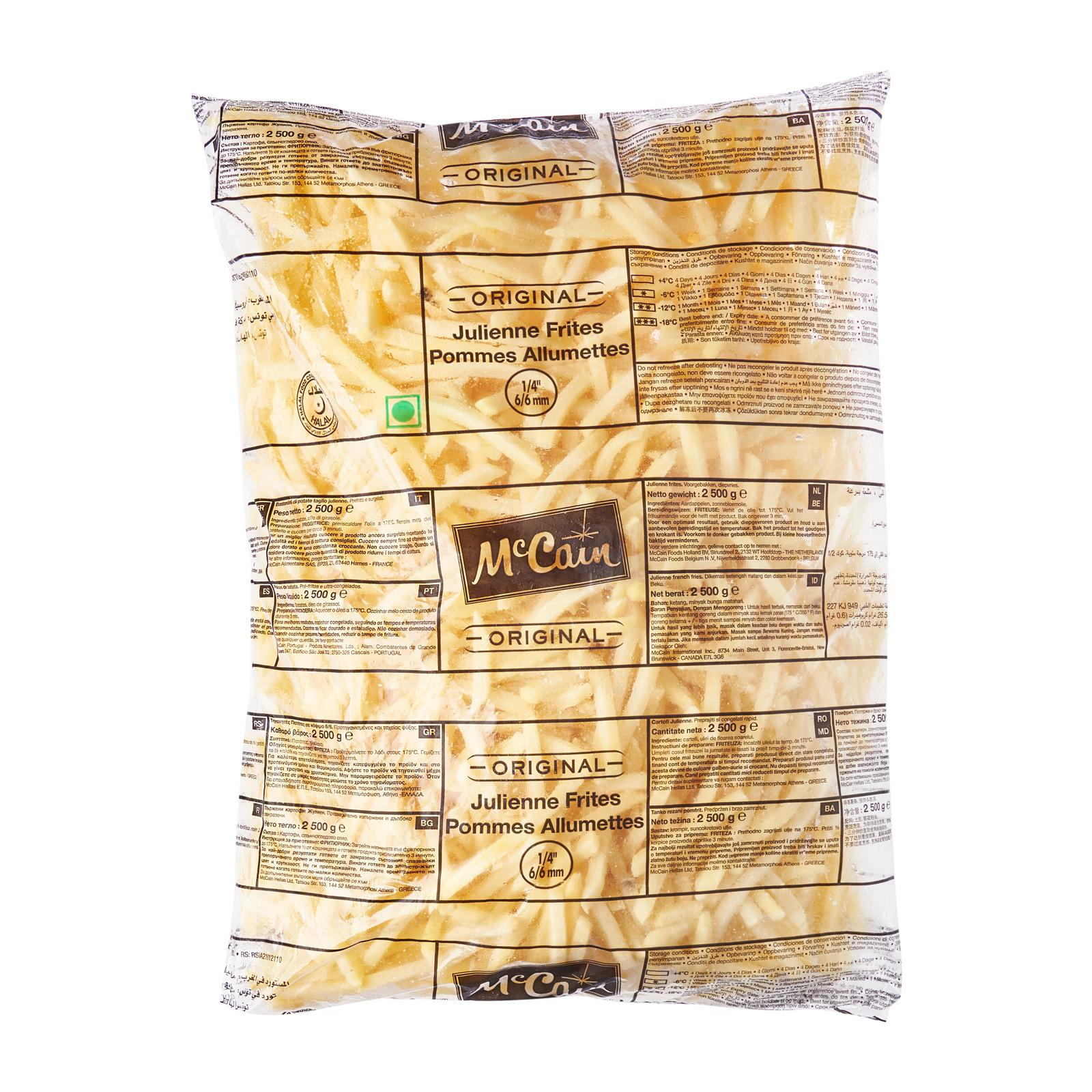 McCain Our Original Choice Shoestring Fries - Frozen