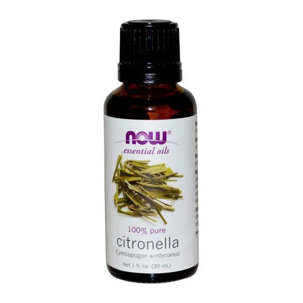 Buy Now Foods Essential Oils Citronella 1 Fl Oz (30 Ml) Singapore