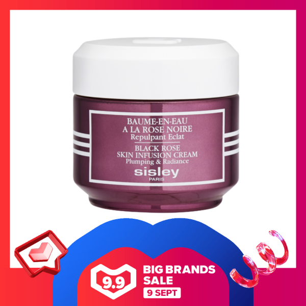Buy Sisley Black Rose Skin Infusion Cream 1.6oz, 50ml - intl Singapore