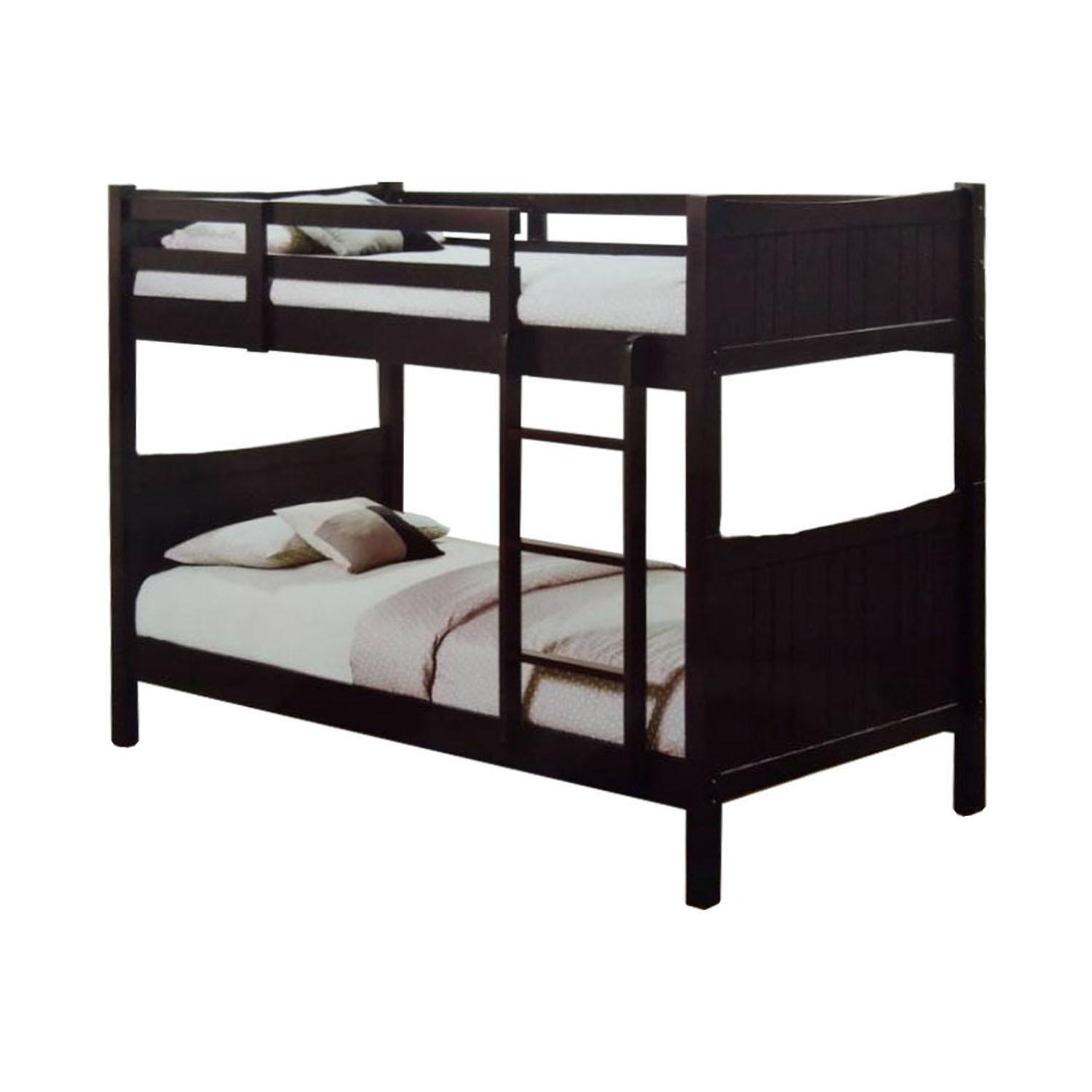 LIVING MALL_Royce Double Deck Bed_FREE DELIVERY