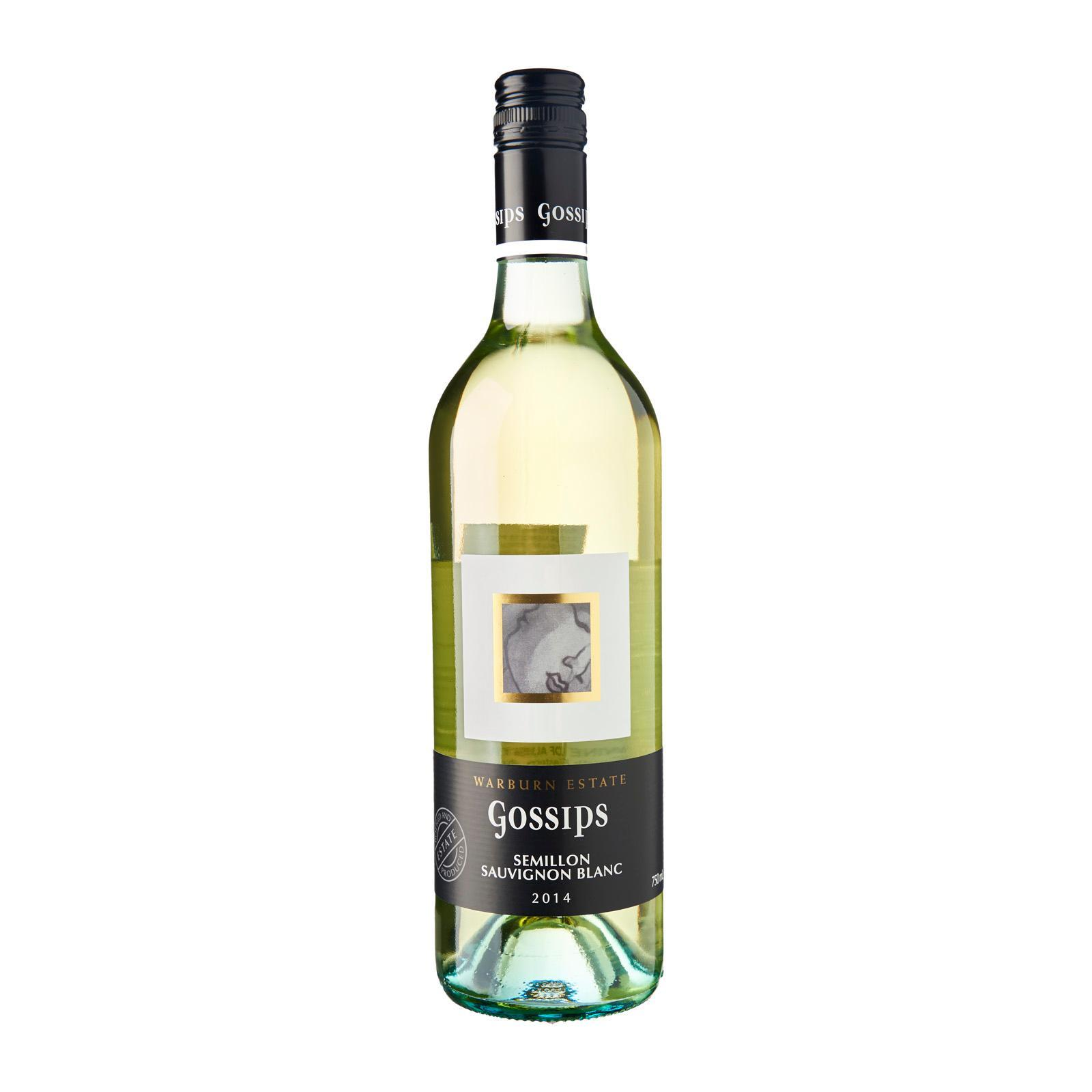 Gossips Semillon Sauvignon Blanc - By Letat-Wine and Sakes