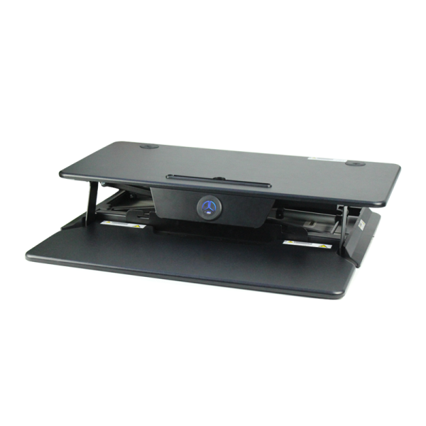 PRE-ORDER Professional Electric Dual Work Desk with Adjustable height (DWED-05) SHIPS IN 2 WEEKS