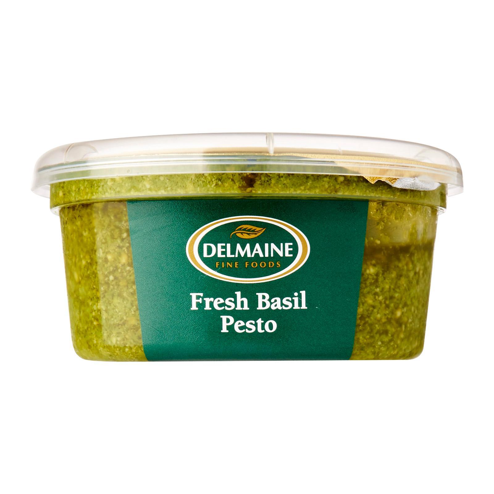 Delmaine Traditional Basil Pesto By Redmart.
