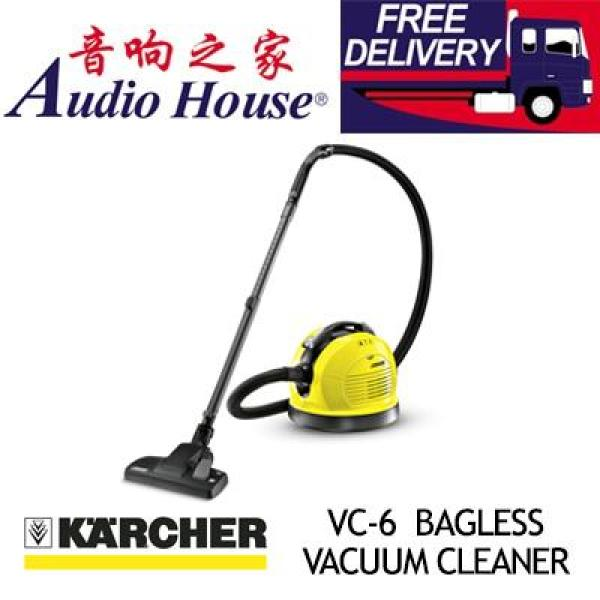 KARCHER VC-6 BAGLESS VACUUM CLEANER 600W / LOCAL WARRANTY Singapore