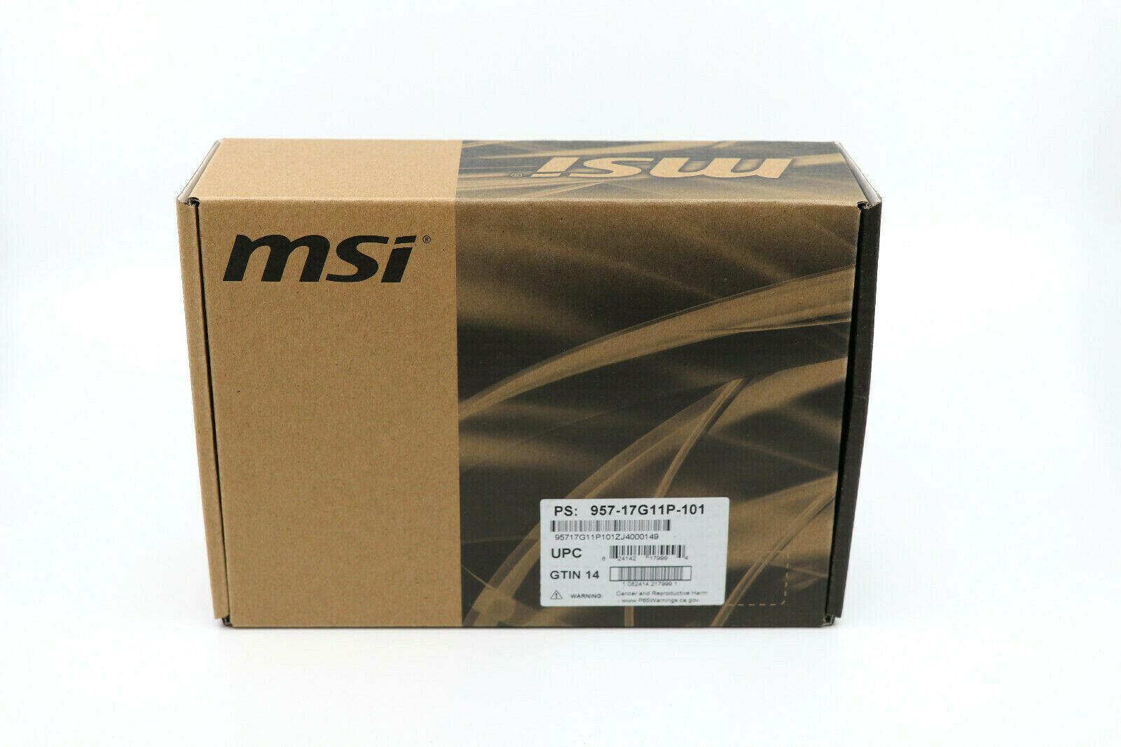 MSI GS75 STEALTH 17.3 Gaming Laptop (Core i7-9750H/32GB/1TB SSD/RTX 2080 Max Q)