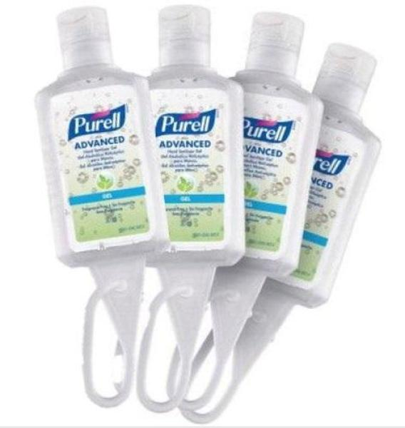 Buy PURELL® Advanced Hand Sanitizer Gel - 30ml with Jelly Carrier (PACK OF 6) Singapore
