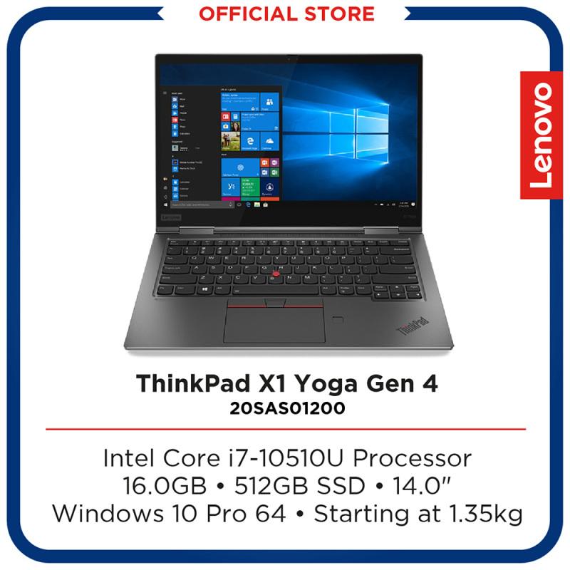 ThinkPad X1 Yoga Gen 4
