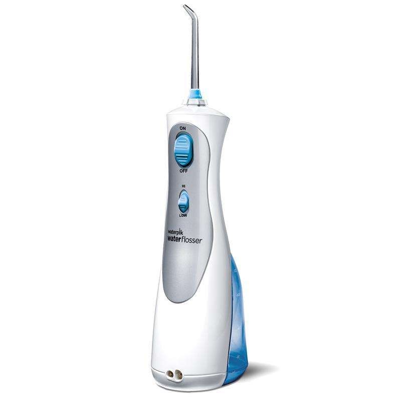 electric toothbrush with waterpik