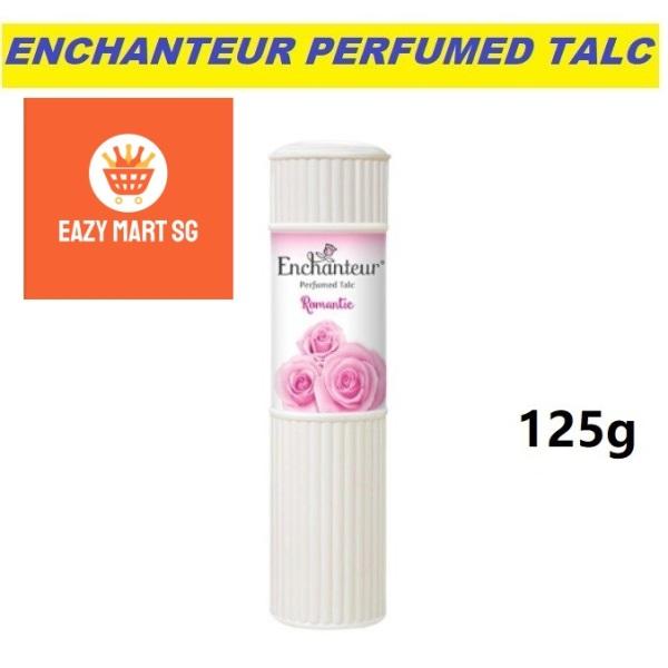 Buy [Bundle of 2 ] Enchanteur Perfumed Talc 125g -- Romantic Singapore