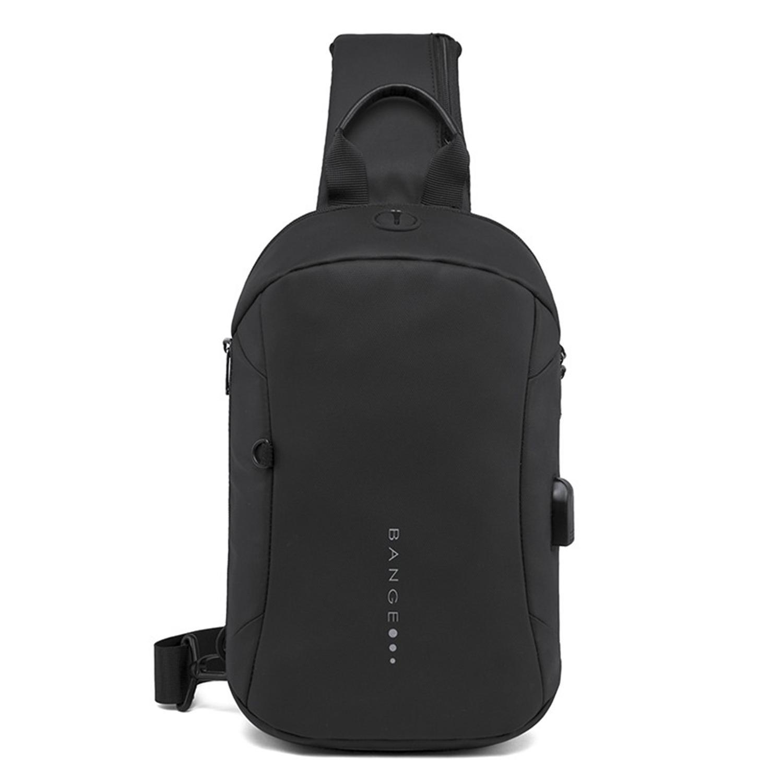 (Lazada Exclusive) BLACK CLOUD 2 Portable Cross Body Travel Series Bange by Canyon