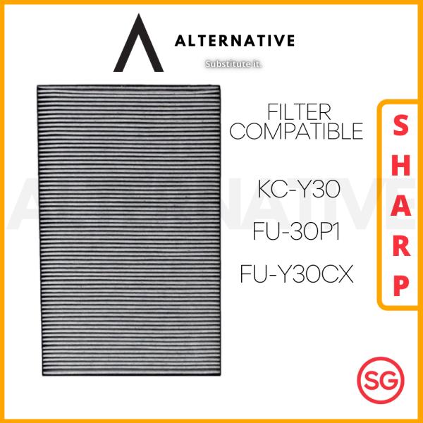 Sharp KC-Y30 FU-30P1 FU-Y30X Compatible HEPA Filter Singapore