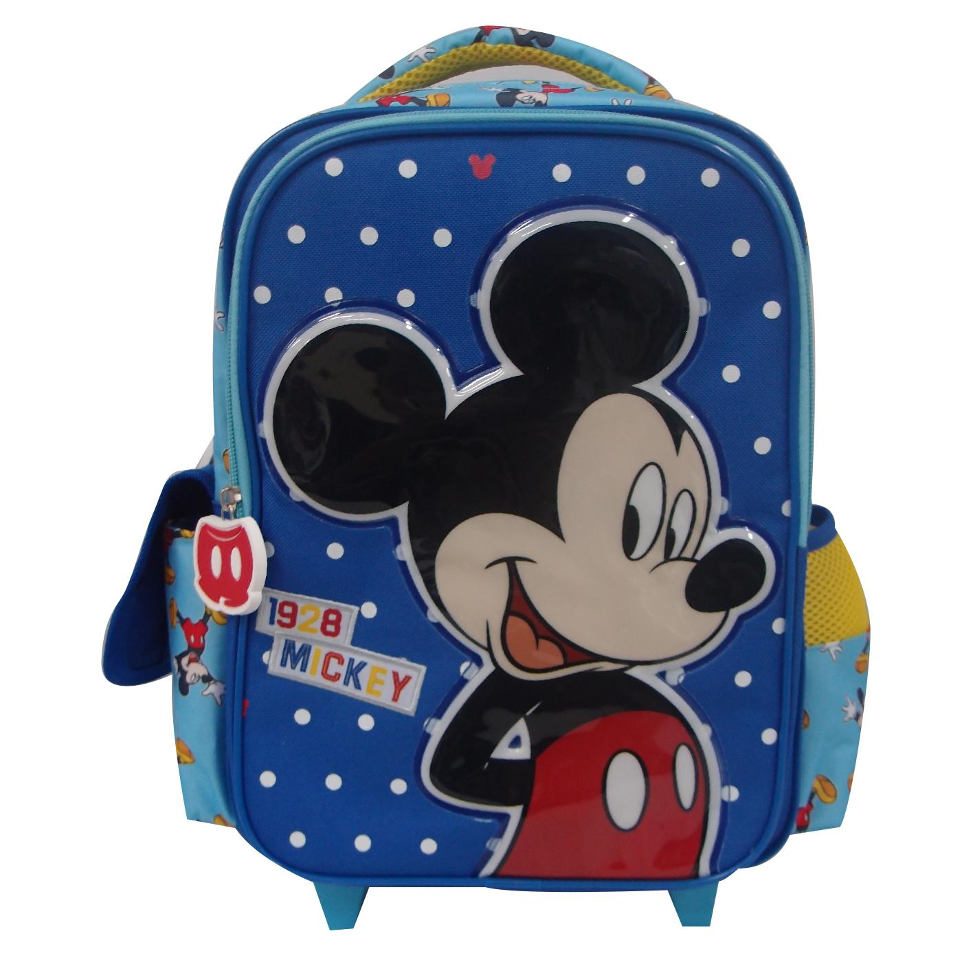 be8478e08d Mickey Mouse Pre School Trolley Bag