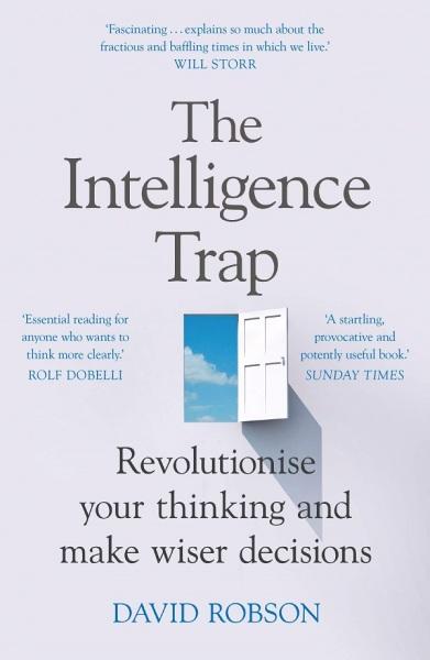Intelligence Trap / English Non Fiction Books / (9781473669857)