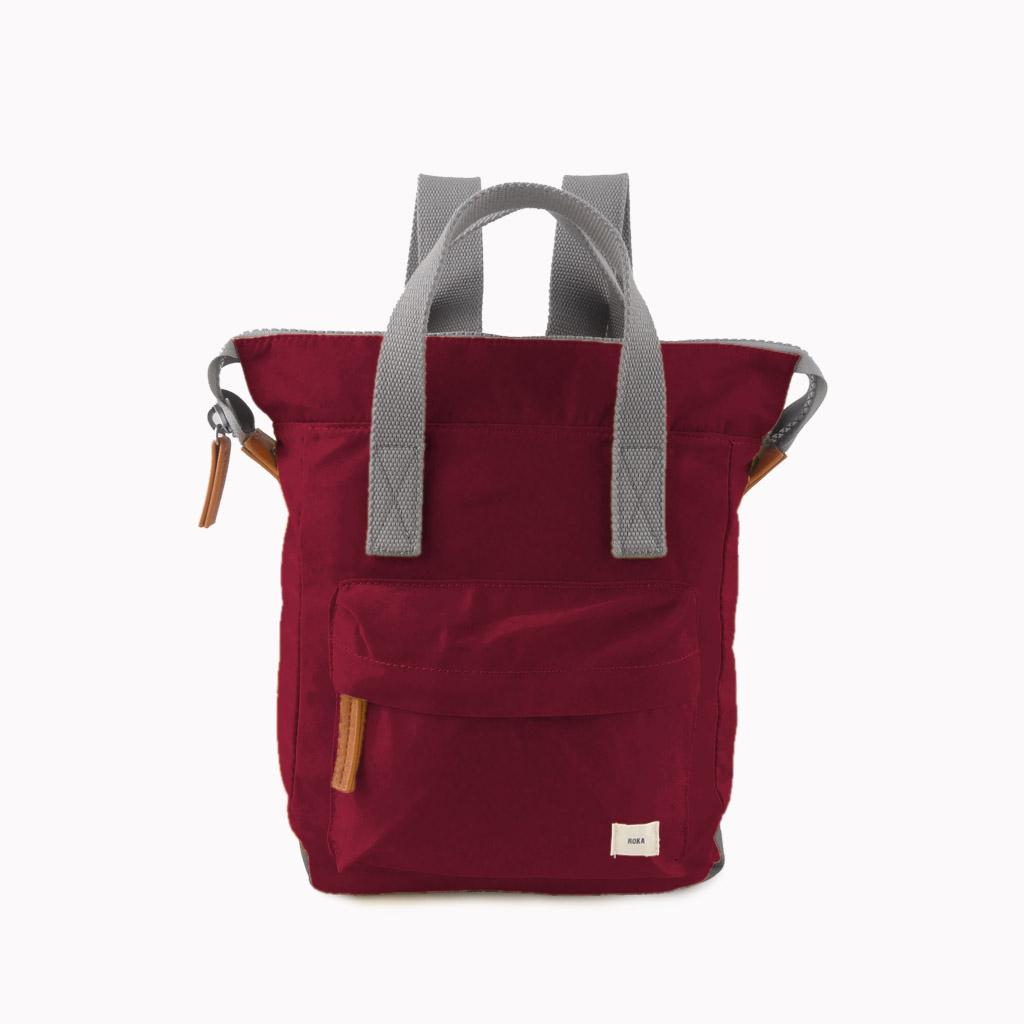Roka Bantry B Small Cranberry Backpack
