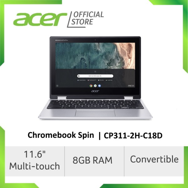 Acer Chromebook Spin 11 CP311-2H-C18D (Convertible Touch Screen)