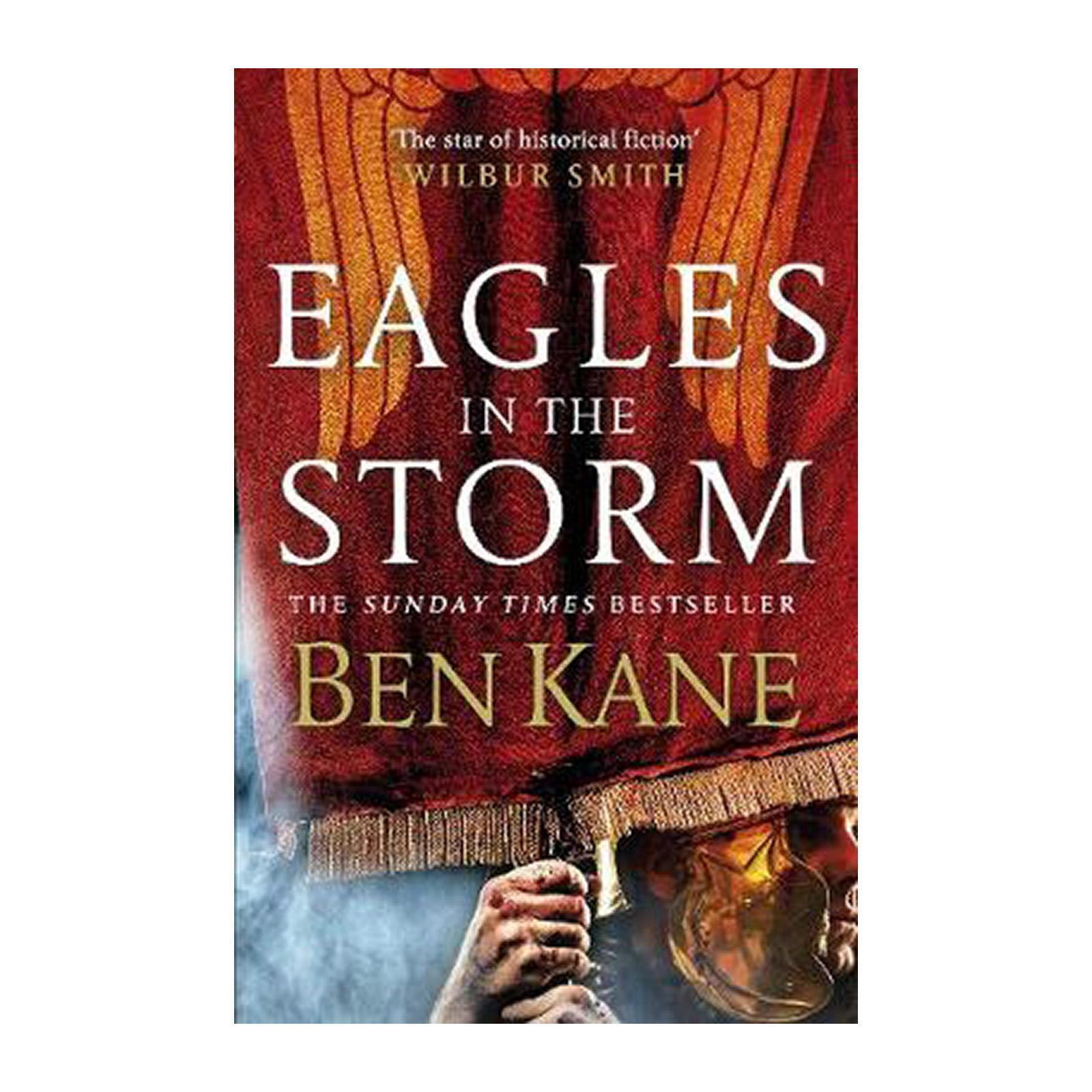 Eagles In The Storm (Paperback)