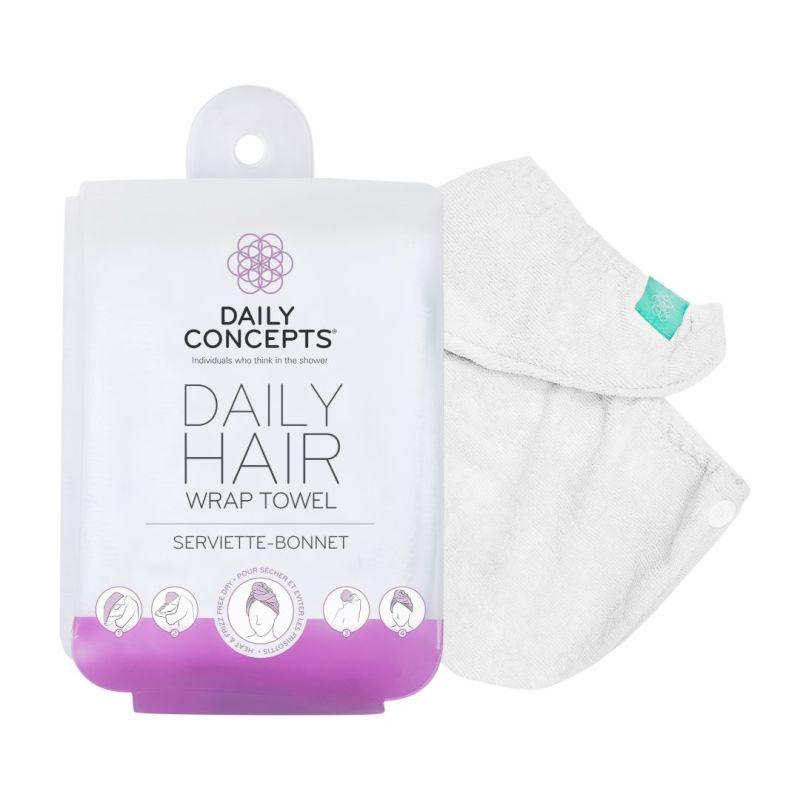 Buy Your Hair Towel Wrap-White Singapore