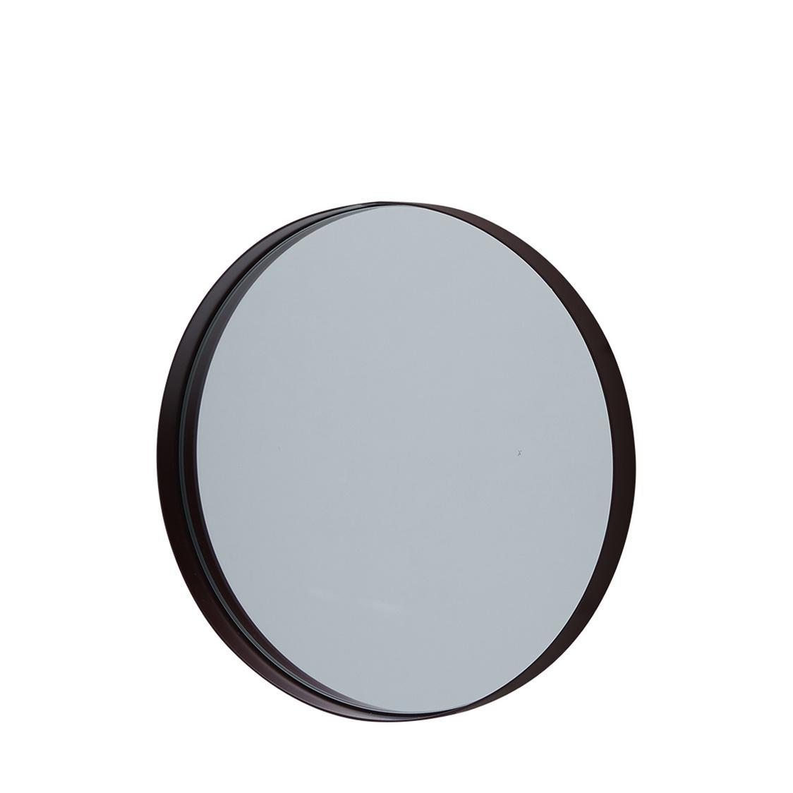 Iloom Glen Studio Round Mirror Hsaa0203-Bur