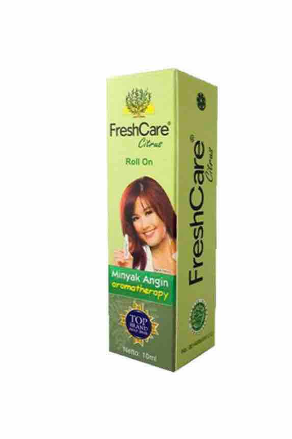 Aromatheraphy Freshcare Citrus Roll on Oil