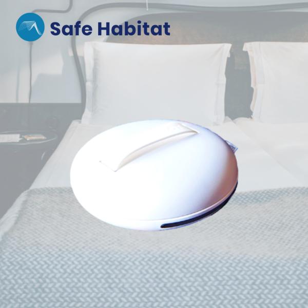 [Local Seller] UVC Mattress Sterilizer Robot Portable Smart Bed Cleaning Robot
