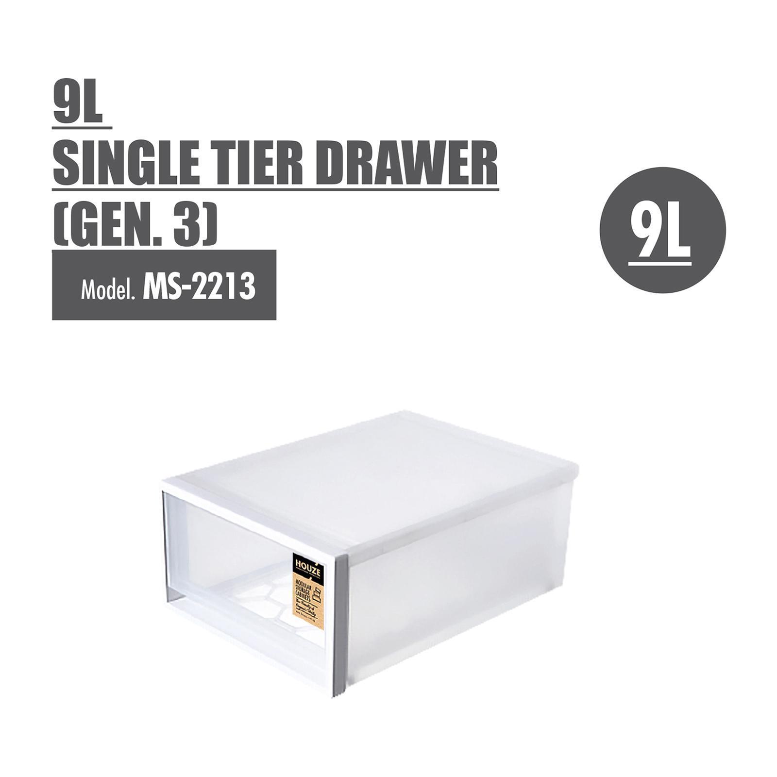 HOUZE 'M' Size Single Tier Drawer