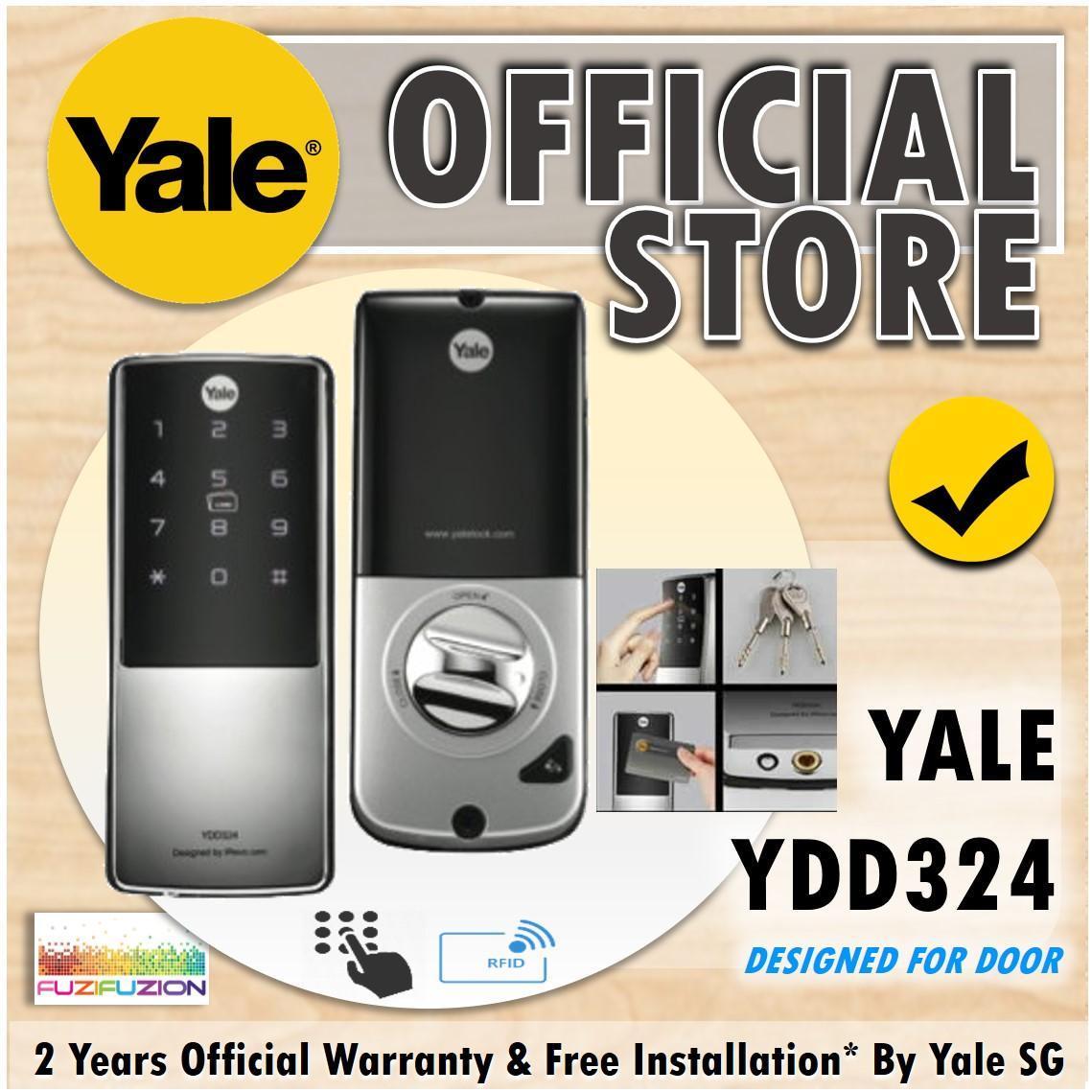 Yale YDD324 RFID Deadbolt Digital Door Lock
