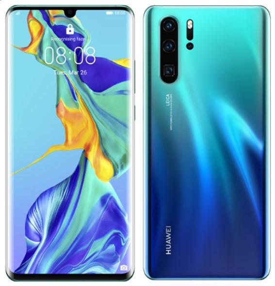 Huawei HW-VOG-L29 P30 Pro 8GB RAM 256GB Aurora