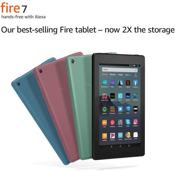 Fire 7 Tablet (7 display, 16 GB)