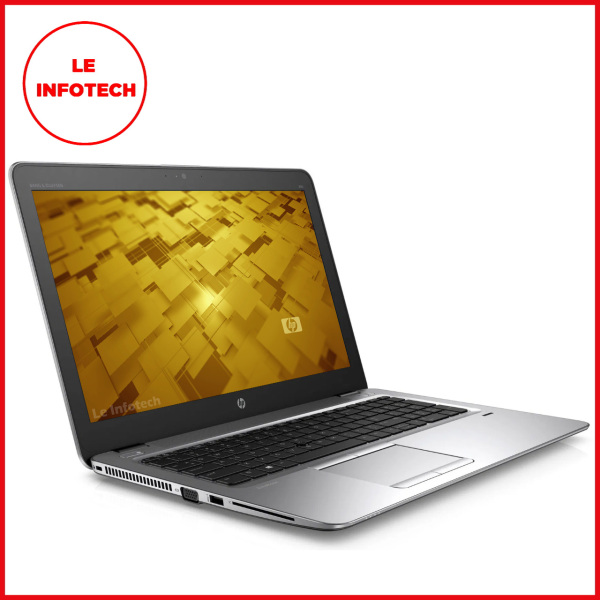 "HP EliteBook 850 G3 15.6"" Laptop 6th Gen Intel i5-6300U 2.4GHz 8/16 GB RAM New 512GB NVMe SSD Win10Pro Used 1Mo Wrty"