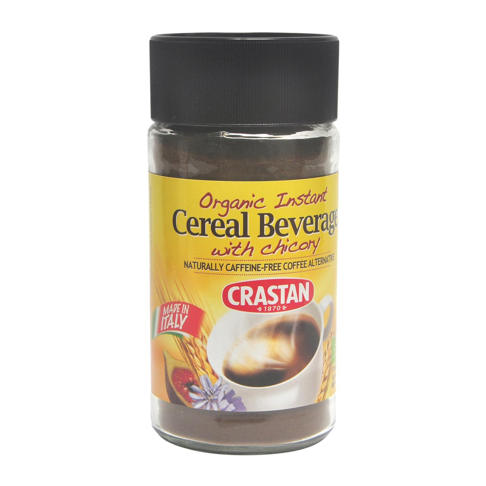 Crastan Organic Instant Cereal Beverage With Chicory By Redmart.