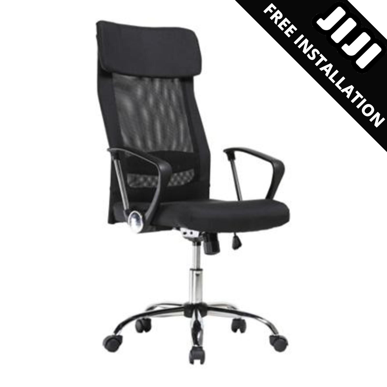 JIJI Office Chair Director Chair Ver 2 (Free Installation) Office chairs /Study chair/Gaming chair/Ergonomic/ Free 12 Months Warranty (SG) Singapore
