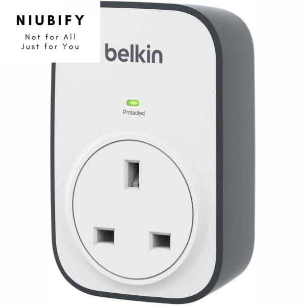 Belkin SurgeCube 1 Outlet Belkin Surge Protector Surgemaster Plug BSV102af