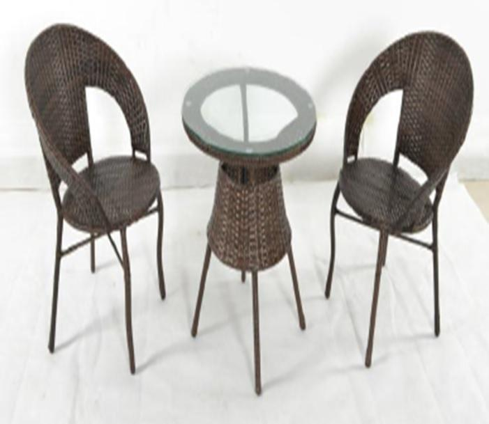 Gemini OD2013 Out Door Table With 2 Chairs
