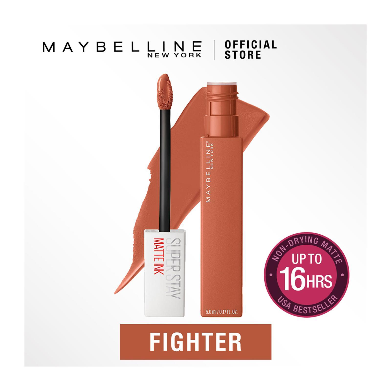Maybelline Superstay Matte Ink Un-Nudes Fighter