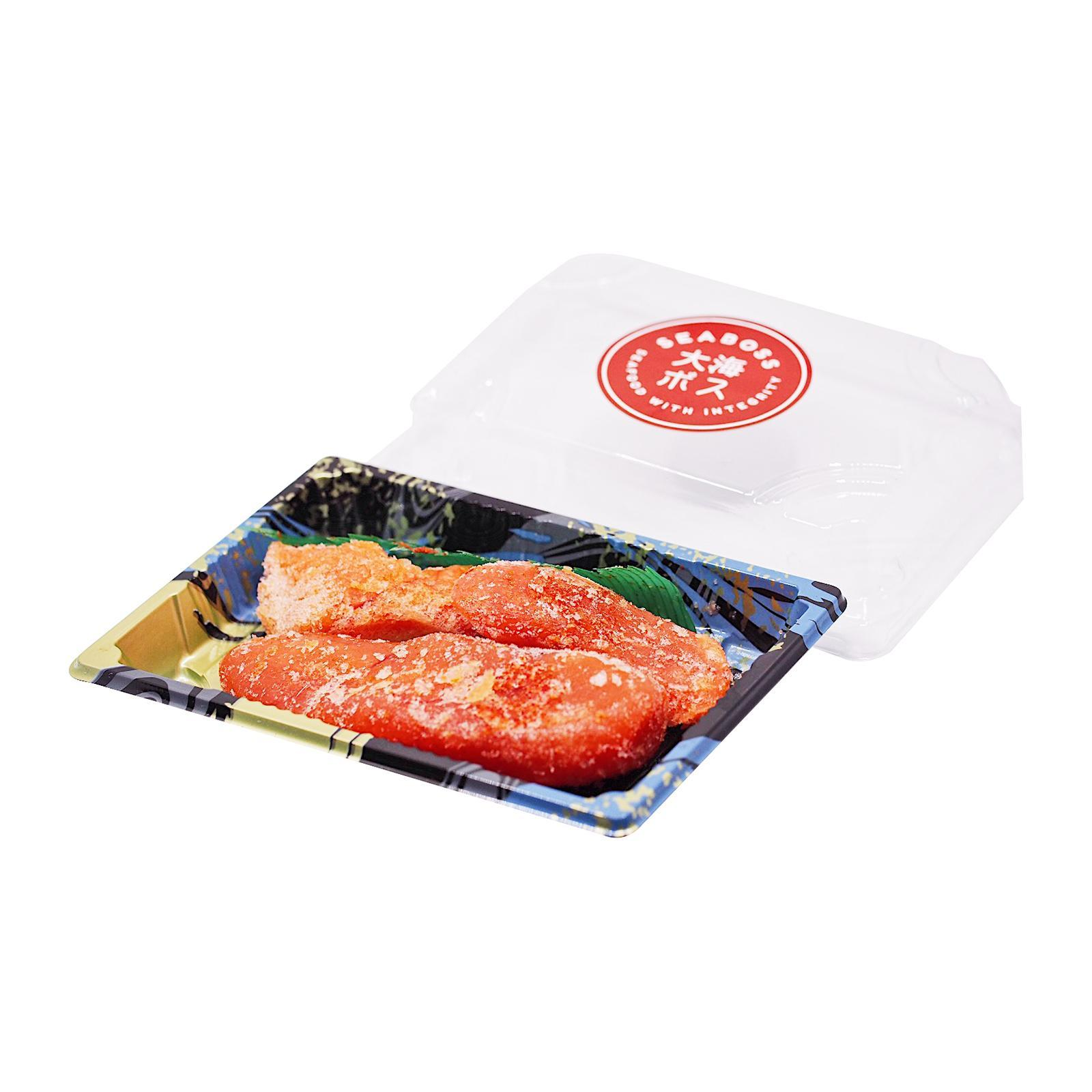 SEABOSS Mentaiko in Sac (Spiced Cod Roe) - Frozen