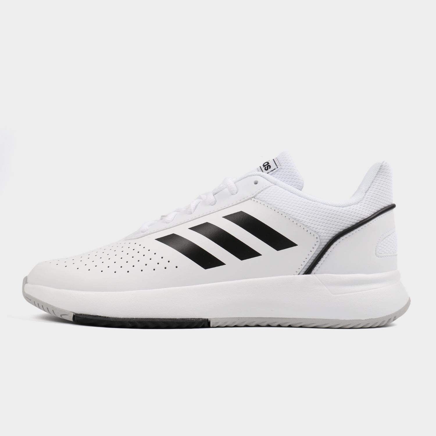 1da401b8664 Adidas Spring courtsmash Male Low Top Breathable Sports Tennis Shoes F36718  F36715