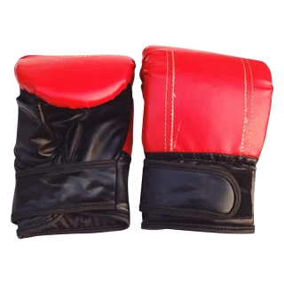 Boxing Gloves,Faux Leather Finger Gloves, Protective Supplies thumbnail