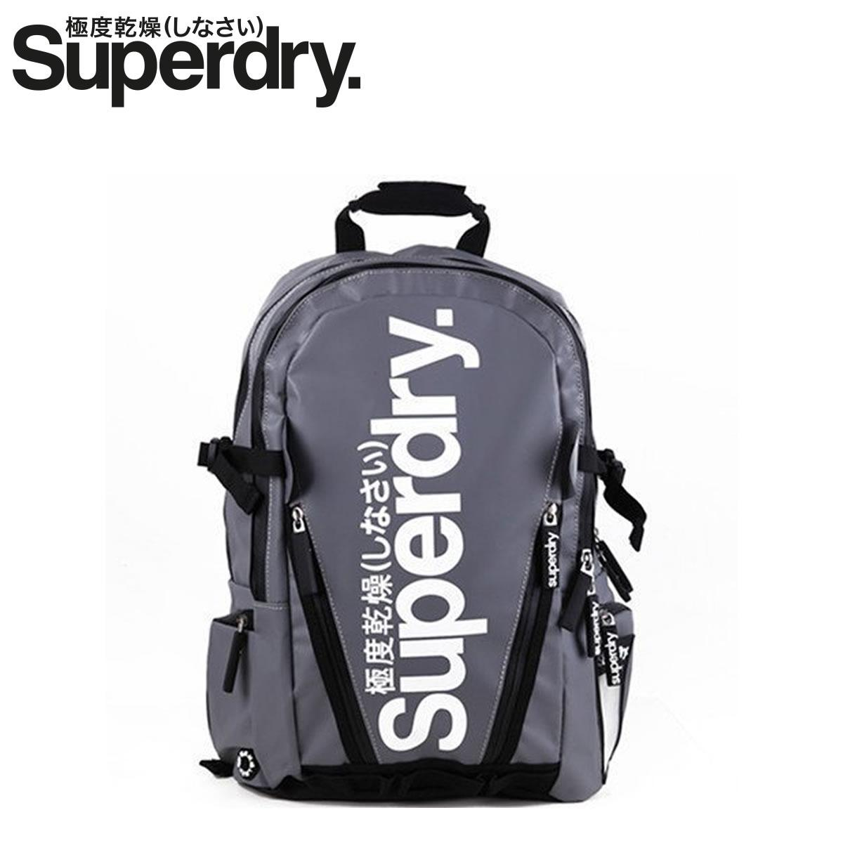 b9c0d4a09 [SUPERDRY BACKPACK] 100% Authentic Waterproof Heavy Duty Multi-function  21L, 17inch