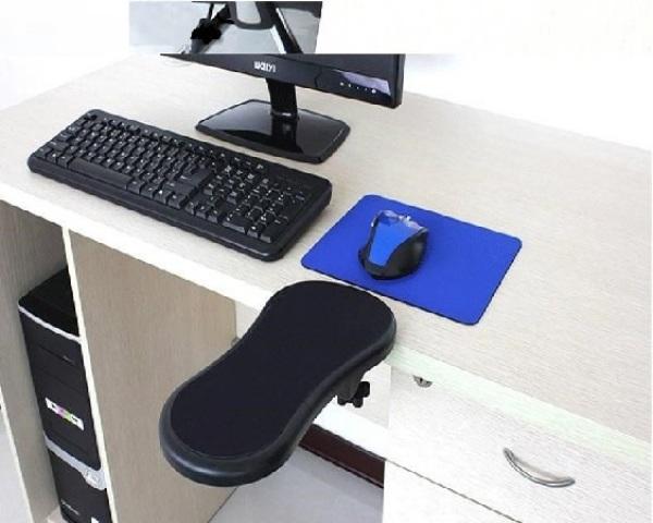 Computer Arm Rest Support Wrist Table Desk Shoulder Laptop Desktop