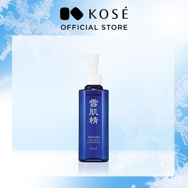 Buy Kose Sekkisei Treatment Cleansing Oil (300ml) Singapore