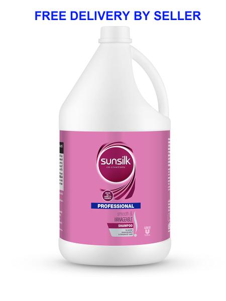 Buy Sunsilk Pro Smooth & Manageable Shampoo 3.5L Singapore
