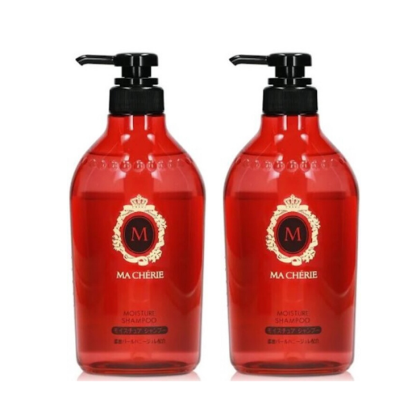 Buy SHISEIDO MA CHERIE (Bundle of 2) Shampoo 450ml [Moisture] Singapore
