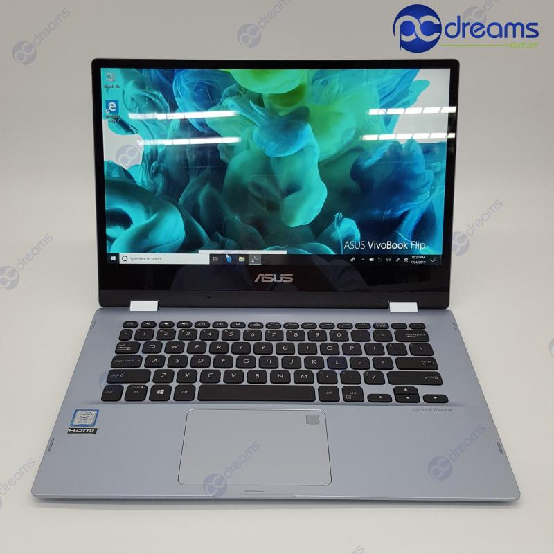 ASUS VIVOBOOK FLIP TP412UA-EC248T i7-8550U/8GB/512GB SSD [Premium Refreshed]