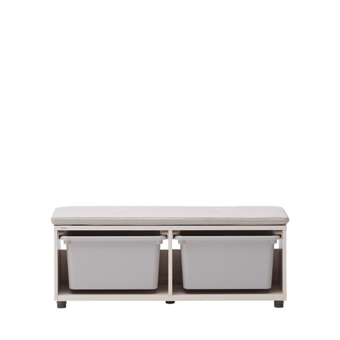 Iloom Eddi Kids 950W Bench With Storage Hsfp191-Ivgy
