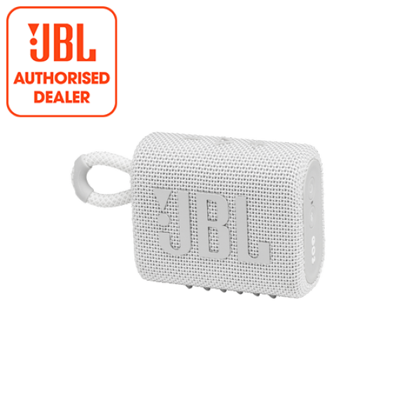 JBL Go 3 Portable Bluetooth Waterproof Speaker Singapore