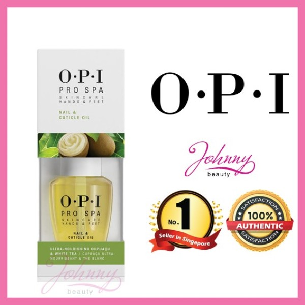 Buy 100% AUTHENTIC OPI PRO SPA SKINCARE HANDS AND FEET - From Avoplex Series Nail & Cuticle Oil Singapore