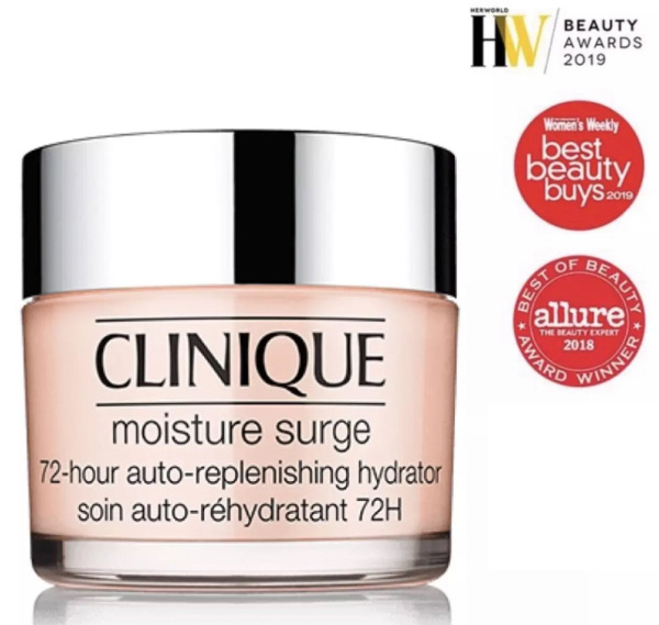 Buy 🔥SUPER SALE🔥 *LATEST STOCKS 2023 EXPIRY* Clinique Moisture Surge 72 Hour Auto Replenishing Hydrator 50ml / 75ml Singapore
