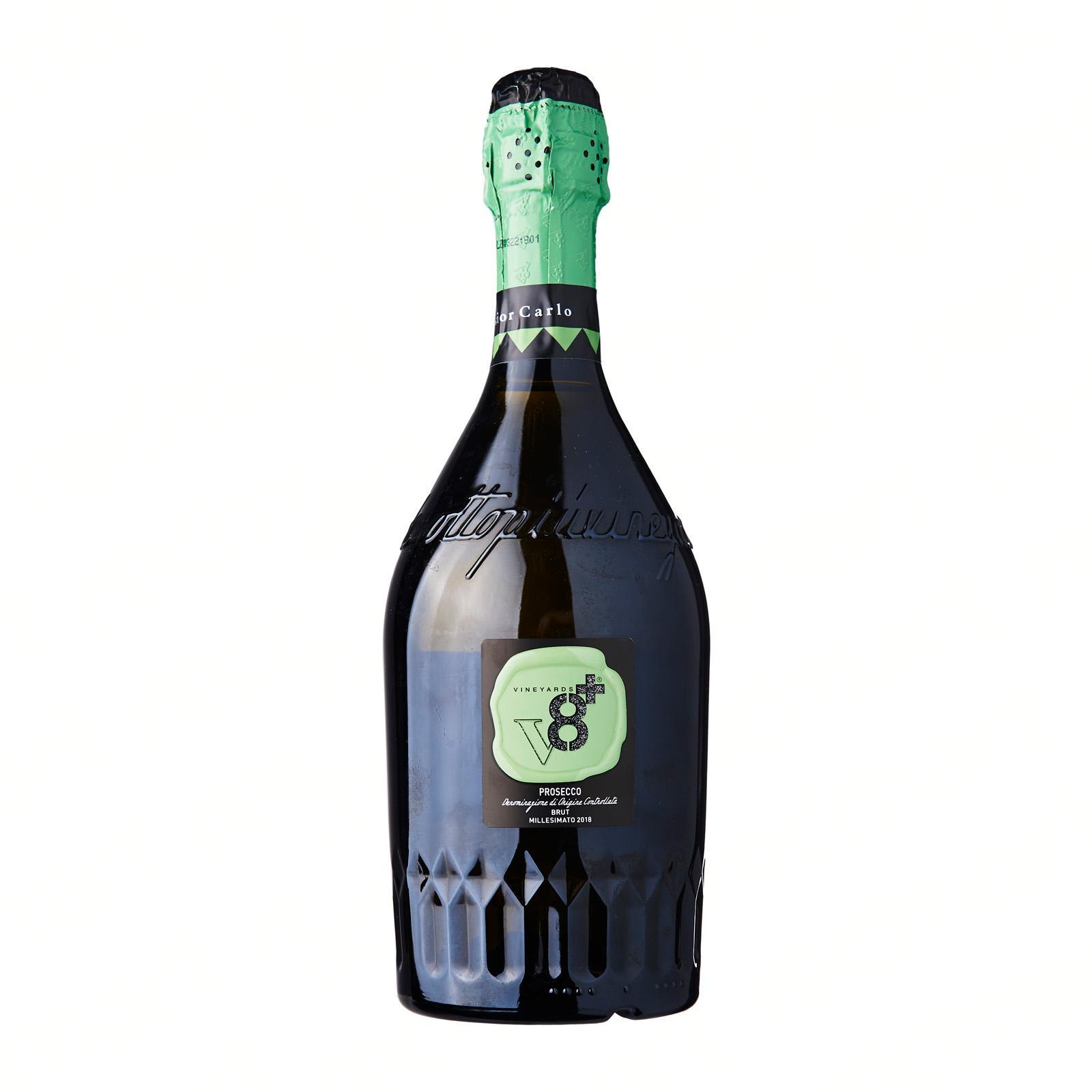 Vineyards V8+ Prosecco Doc Millesimato Brut Sior Carlo