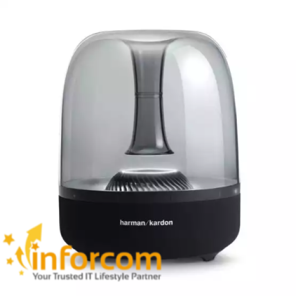 【8.8 NDP 2020 PROMO】Harman Kardon Aura Studio 2 Portable Wireless Speaker with Ambient Lighting Singapore