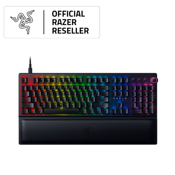 Razer BlackWidow V3 Pro  — Wireless Full-height Mechanical Gaming Keyboard with Razer Chroma RGB Singapore